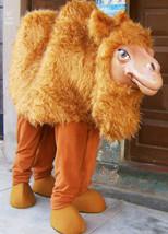 Camel Mascot Costume Adult Character Costume - $450.00