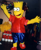 Bart Simpson Mascot Costume Adult Bart Costume For Sale - $299.00