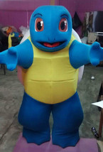 Pokemon Go Squirtle Mascot Costume Adult Costume For Sale - $325.00