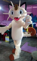 Pokemon Go Meowth Mascot Costume Adult Character Costume - $299.00