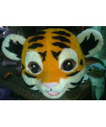 Tiger Costume Head Adult Character Costume - $160.00