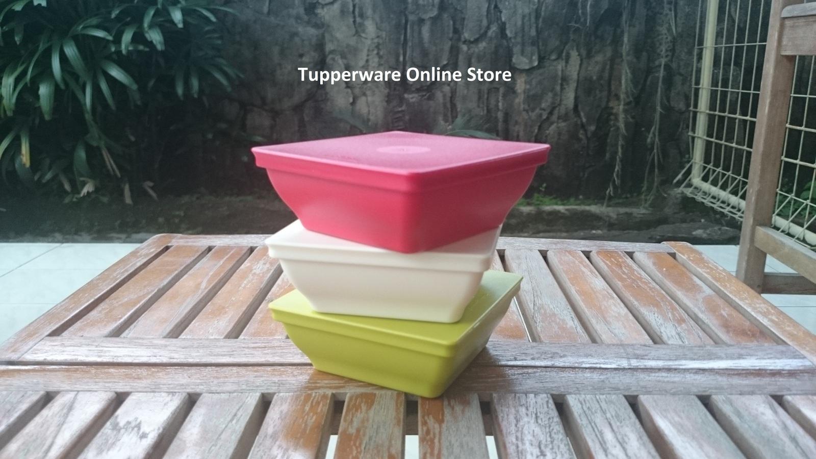 New 1 Set 3 Pcs Tupperware Petit Ichigo And 50 Similar Items Eleganzia Bowl 600ml 4 3pcs