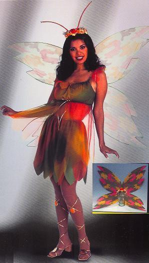 FELICITY THE FAIRY COSTUME WITH WINGS !!!