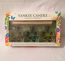 Yankee Candle Fragrance Reed Diffuser 1.3 oz x 3  Jasmine Lavender Sweet... - $27.76