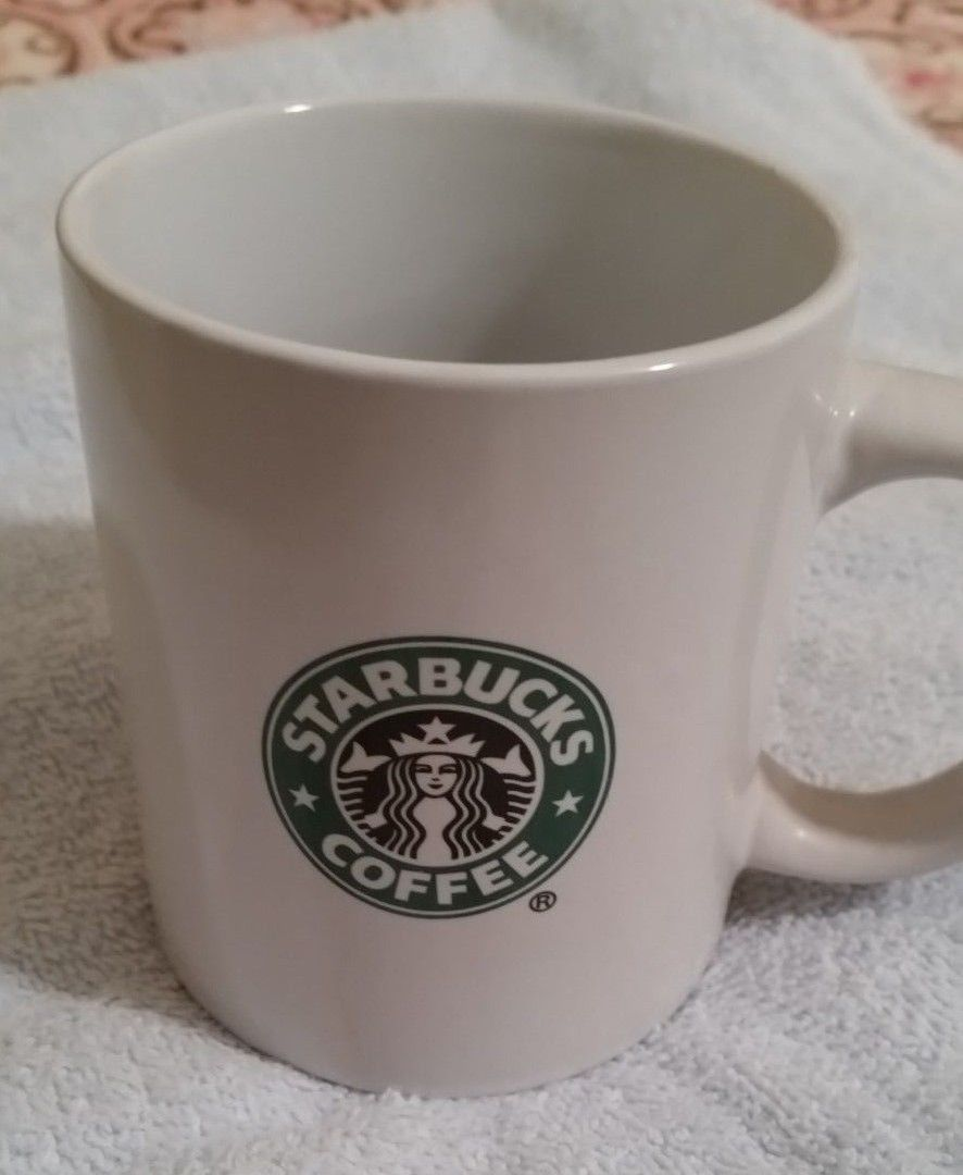 Starbucks Coffee 11 Oz Ceramic Mug 2009 And 50 Similar Items