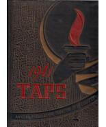 """1941 Clemson """"Taps"""" Yearbook - $27.19"""