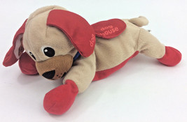 Baby Einstein Plush Learning Puppy Dog Stuffed Animal Toy Explore with Pictures - $19.29