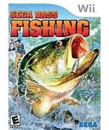 Sega Bass Fishing - Nintendo Wii [Nintendo Wii] - $4.94