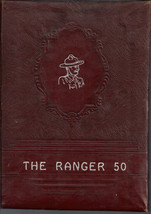 Addington,  Oklahoma High School Yearbook, 1950 Ranger - $27.23
