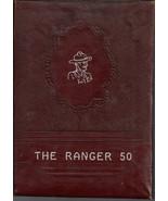 Addington,  Oklahoma High School Yearbook, 1950 Ranger - $27.23