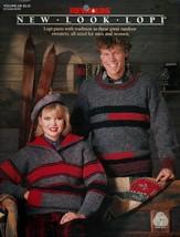 Reynolds Yarn Knitting Patterns Set of 12  Pullovers, Cardigans, Scarves... - $19.73 CAD