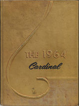 Collinsville, OK High School Yearbook, 1964 Cardinal - $27.23