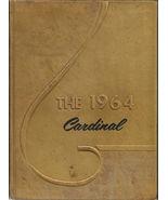 Collinsville, OK High School Yearbook, 1964 Cardinal - $27.23