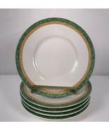 Pfaltzgraff French Quarter Saucers Stoneware Lot of 5 - $18.56