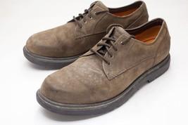 Timberland 12 Brown Waterproof Oxford Men's Shoes - $39.00