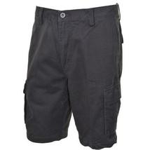 Dockers Men's Classic-fit Flat-front Cargo Short, Ripstop Steelhead, Gra... - $24.75