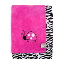 Trend Lab Receiving Blanket - Framed Zahara Zebra - $34.29 CAD