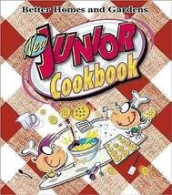 Better Homes and Gardens New Junior Cookbook (1997, ... - $8.50
