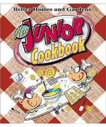 Better Homes and Gardens New Junior Cookbook (1997, ... - $8.50