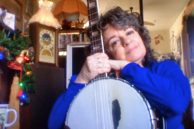 One Free Skype Lesson Per Person On Banjo/Mandolin/Guitar w/Me!