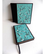 Handmade Paper Blank Journal in Gift Box by Papyrus - $19.99