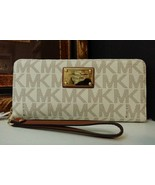 NWT Michael Kors Jet Set Travel Continental Wal... - $149.99