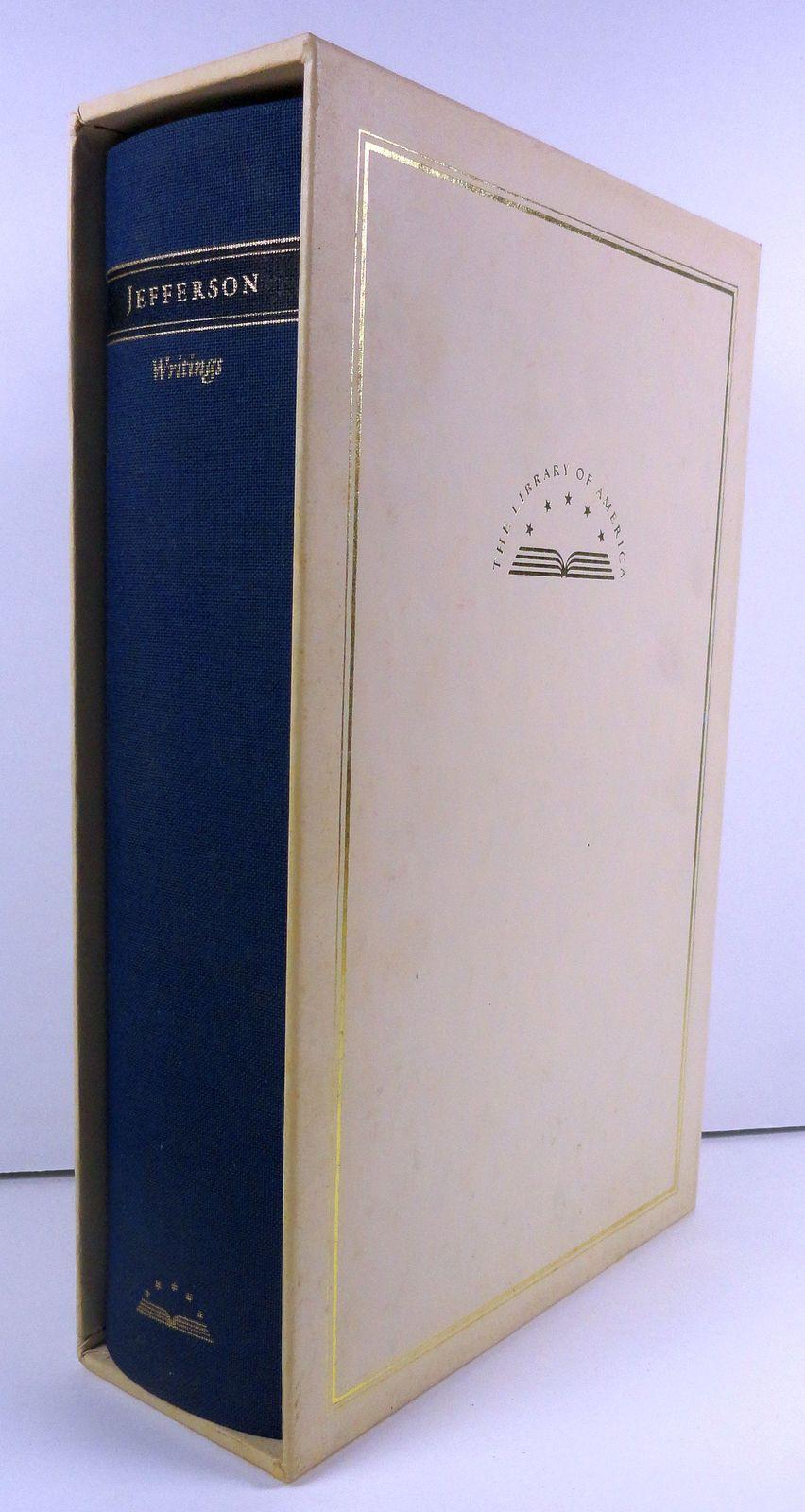 Thomas Jefferson Writings 1984 Library of America
