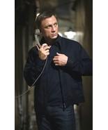 Quantum Of Solace James Bond Men Harrington Blue Jacket - $129.99