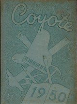 Wichita Falls, Texas High School Yearbook, 1950 Coyote - $27.23