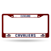 Cleveland Cavaliers Metal License Plate Frame -... - $20.69