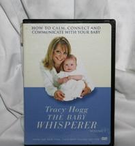 The Baby Whisperer (Vol. 1) Tracy Hogg DVD - $7.63
