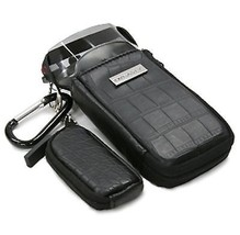 L-Style x Dynasty KATANA Dart Case with Tip & Accessory Case - Croco Black - $46.95