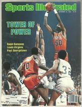1982 Sports Illustrated Virginia Cavaliers Atlanta Falcons New York Jets... - $2.50
