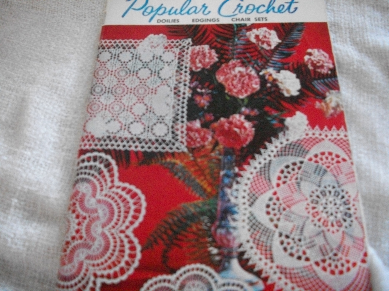 Primary image for Design Book No. 204~Popular Crochet