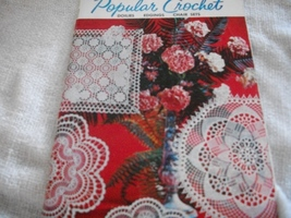 Design Book No. 204~Popular Crochet - $5.00