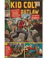 Marvel Kid Colt Outlaw #133 The Wrath Of Rammer Rankin Gunslingers - $9.95