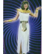 Adult CLEOPATRA COSTUME w/Jeweled Girdle and Collar - $36.00