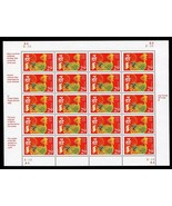 Year of the Rooster Sheet of Twenty 29 Cent Stamps Scott 2720 By USPS - $8.94