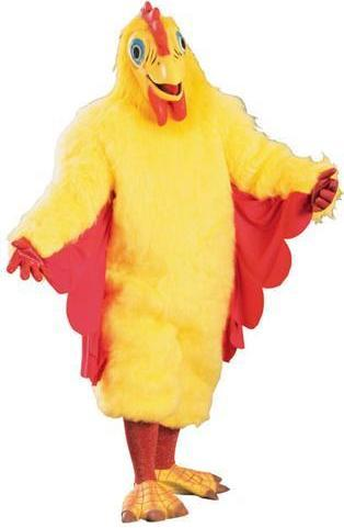CHICKEN COSTUME ONE SIZE FITS MOST