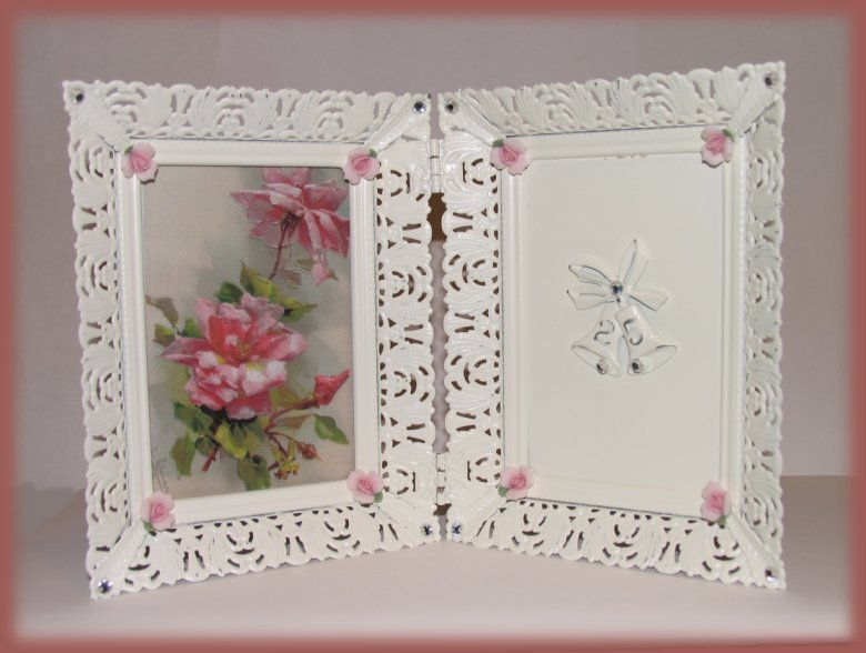 Frame-shabby-white-double-25th-front