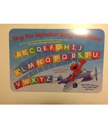 6x Sesame Street Colorful Fun Learning The Alphabet Placemats~IN ENG,SPA... - $24.74