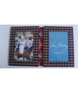 Vera Bradley Double Quilted Picture Frame Folder - $2.10