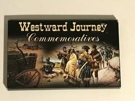 2006-P&D Westward Journey Commemorative Nickel Set Platinum Edition - $5.89
