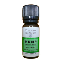 Hemp Essential Oil, 100% pure, 0.33 fl.oz, from... - $25.00