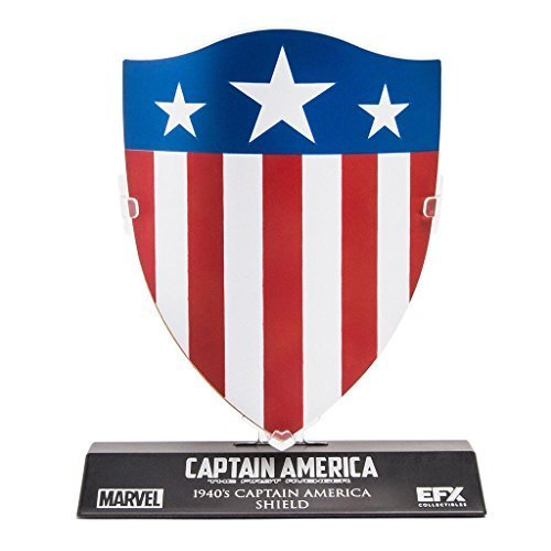 Marvel's Captain America 1940's Shield 1:6 Scaled replica Loot Crate January 201