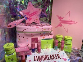 HUGE Jeffree Star Jawbreaker Lot Liquid Lip Train Case Mirror Supreme Frost BNIB - $490.00