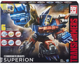Transformers Generations Combiner Wars Superion Collection Pack Limited Edition