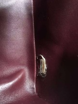 Authentic Chanel Jumbo Double Flap Black Lambskin Silver Hardware Bag image 9