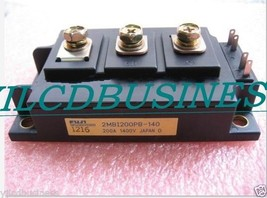 Fuji IGBT 2MBI200PB-140 power Modules 90 days warranty - $85.50