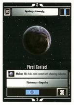 Star Trek CCG - First Contact - $4.99